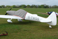G-TWSS - at Nympsfield