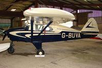 G-BUVA @ EGTW - 1959 Piper PIPER PA-22-135 at Oaksey Park