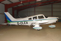 G-CLEA @ EGTW - 1978 Piper PIPER PA-28-161 at Oaksey Park