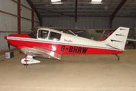G-BHRW @ EGTW - 1967 Centre Est Aeronautique CEA DR221 at Oaksey Park