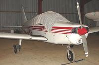 G-AZWB @ EGTW - 1972 Piper PIPER PA-28-140 at Oaksey Park