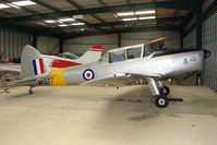 G-BCYM @ EGTW - 1950 De Havilland DHC-1 CHIPMUNK 22