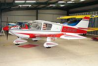 G-BXWB @ EGTW - 1971 Avions Pierre Robin PIERRE ROBIN HR100/200B