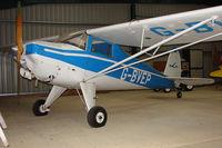 G-BVEP @ EGTW - 1940 Luscombe Airplane Corporation LUSCOMBE 8A