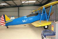G-ISDN @ EGTW - 1941 Boeing BOEING A75N1