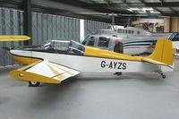 G-AYZS @ EGTW - 1971 Rollason Aircraft And Engines Ltd DRUINE D.62B CONDOR