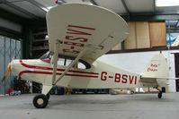 G-BSVI @ EGTW - Immaculate 1949 Piper PIPER PA-16