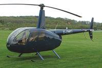 G-OMEL @ EGTW - 1994 Robinson Helicopter Co Inc ROBINSON R44
