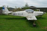 G-BLLR @ EGTW - 1984 Slingsby Aviation Plc SLINGSBY T67B (MODIFIED on the Oaksey Park dump