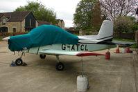 G-ATCL @ EGTW - 1964 Victa Ltd VICTA AIRTOURER 100