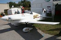 N4453T @ LAL - Midget Mustang MM-1