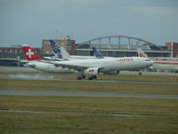 F-WWKE @ LFBO - Just landed after a testflight - by ghans