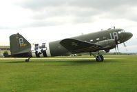 N1944A @ EGBP - at the Great Vintage Flying Weekend at Kemble