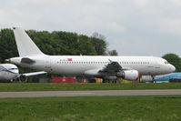 M-ABCS @ EGBP - One of the aircraft awaiting the scrapman's axe at Kemble