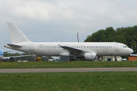 F-GFKN @ EGBP - One of the aircraft awaiting the scrapman's axe at Kemble