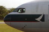 B-HNB @ WADD - Cathay Pacific - by Lutomo Edy Permono
