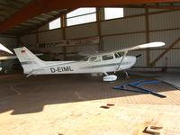 D-EIML @ EDLI - Standard Cessna colors
