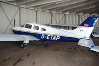 D-ETAP @ EDLP - Visiting a hangar