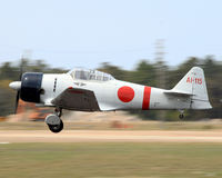 N11171 @ KVPS - Taking off at VPS for the Tora! Tora! Tora! - by Scott Shea