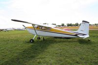 N4708V @ LAL - Cessna 180