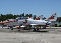 153505 @ NPA - Douglas TA-4F Skyhawk, c/n 13571 - by Timothy Aanerud