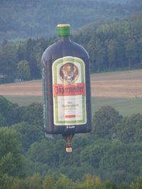 D-OJGM @ WARSTEIN - Don't drink too much out of this bottle - by ghans