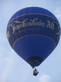 D-OWFB @ WARSTEIN - Frankenheim Alt beer - by ghans
