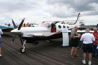 N5530T @ LAL - Airplane Factory Speedstar 850 - by Florida Metal