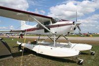 N6382V @ LAL - Cessna 185F