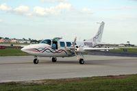 N7502S @ LAL - Aerostar 601