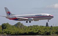 9M-MMJ @ WADD - Malaysia Airlines - by Lutomo Edy Permono