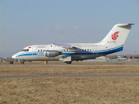 B-2708 @ ZBAA - Air China - by ghans