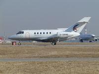 B-3996 @ ZBAA - Deer Jet Bizzer - by ghans