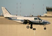 N3553F @ KPAE - KPAE Amflight 479 arriving on 16R