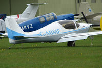 G-MIME @ EGBP - Europa at the Great Vintage Flying Weekend at Kemble