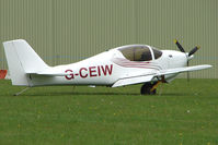 G-CEIW @ EGBP - Europa at the Great Vintage Flying Weekend at Kemble