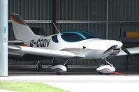G-CGDV @ EGBP - Sportscruiser at Kemble