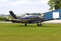 G-BPAF @ EGBP - 1977 Piper PIPER PA-28-161 at Kemble