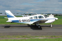 G-BRXD @ EGBW - 1982 Piper PIPER PA-28-181 at Wellesbourne