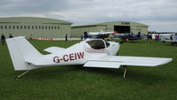 G-CEIW @ EGBP - 2. G-CEIW at Kemble Airport (Great Vintage Flying Weekend) - by Eric.Fishwick