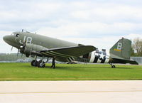 N1944A @ EGBP - at the Great Vintage Flying Weekend - by Chris Hall