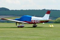 G-EDGI @ EGLS - 1979 Piper PIPER PA-28-161 at Old Sarum Airfield