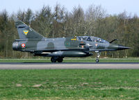 362 @ ETNT - French AF Mirage-2000N bomber on GCA roll-out at Wittmundhafen AB, Germany, after another succesful Brilliant Arden 2010 mission. - by Nicpix Aviation Press/Erik op den Dries