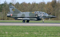 370 @ ETNT - French AF nuclear stike aircraft Mirage-2000N after landing at Wittmundhafen AB, Germany, during Brilliant Arden 2010 - by Nicpix Aviation Press/Erik op den Dries