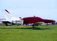 G-BHOZ photo, click to enlarge