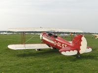 G-GLST - At White Waltham - by Michael Foster