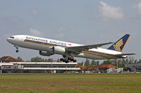 9V-SRH @ WADD - Singapore Airlines - by Lutomo Edy Permono