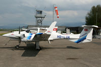 HB-LUK @ FRIBOURG - Fribourg Airport