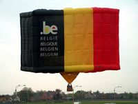 OO-BEL @ WAREGEM - The Belgium Flag