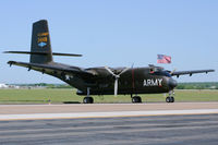 N149HF @ NFW - At the 2010 NSA-JRB Fort Worth Airshow